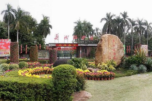 园大�yk��f�ze9��_广州华南植物园(大门票 温室套票)