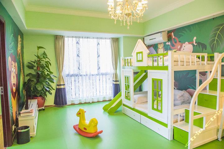 广州长隆儿童动物总动员主题式酒店公寓-动物总动员