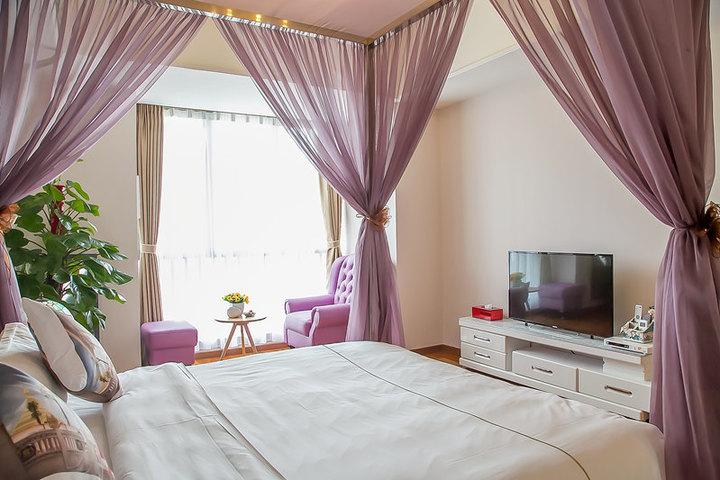 广州长隆儿童动物总动员主题式酒店公寓-梦幻风情