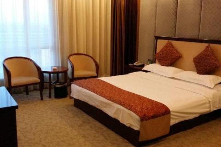 商都县吉新国际酒店
