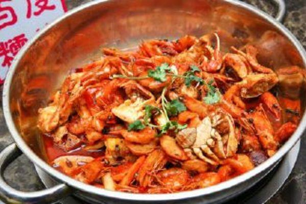 [南关区]麻婆大虾辣涮锅图片