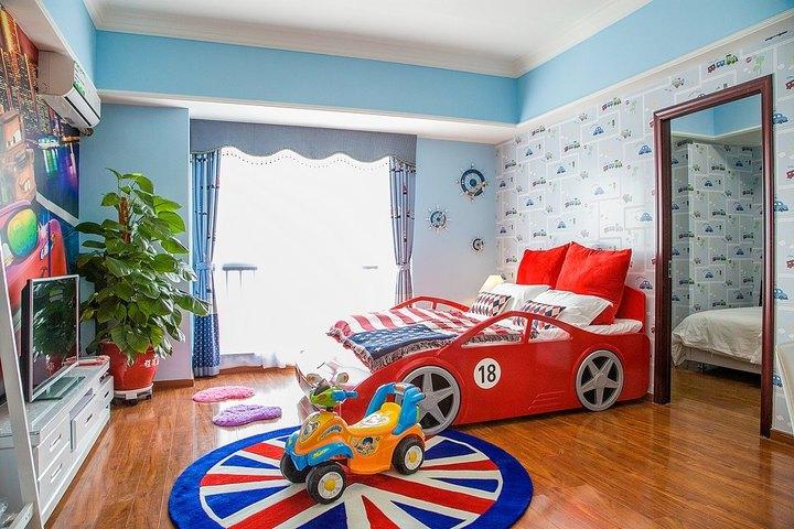 广州长隆8天儿童主题酒店公寓-地中海风情滑梯亲子-0