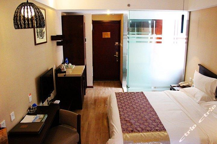 大理金沙半岛海景养生酒店-景观大床房[含早]
