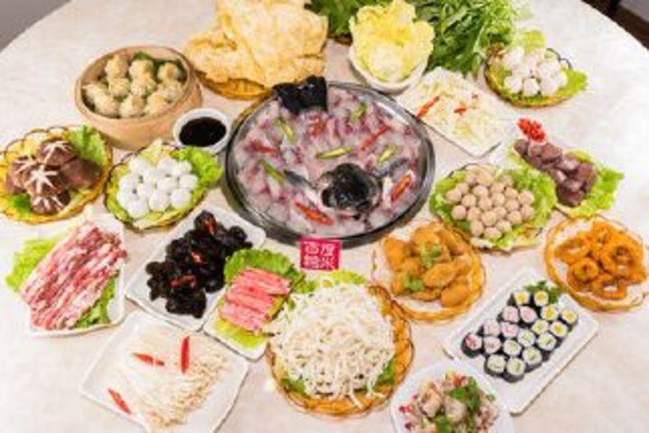 雅府正红木桶鱼(小北店)