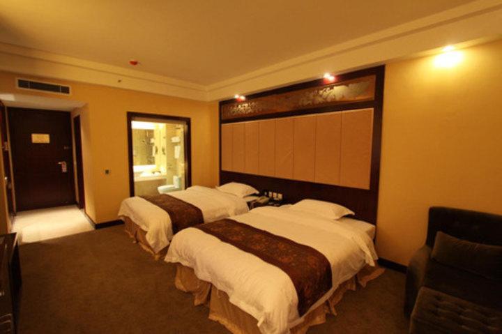 广安华蓥假日酒店