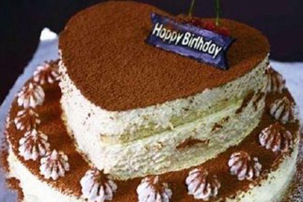 仅售298元,价值736元16英寸双层高级慕斯蛋糕!