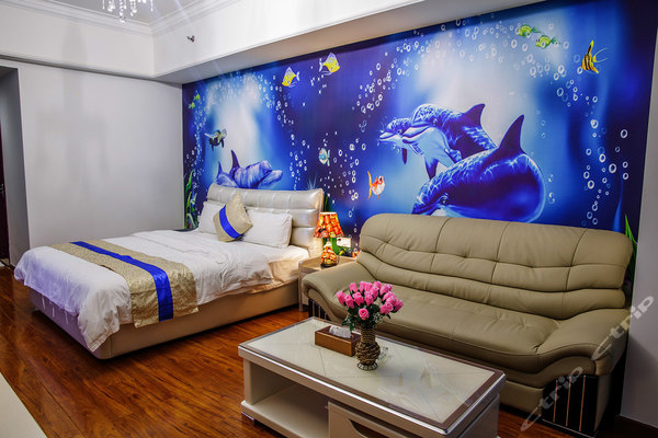 广州长隆快乐时光儿童主题酒店式公寓(儿童主题房)