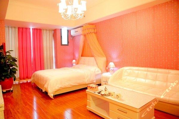 广州长隆儿童动物总动员主题式酒店公寓-温馨公主