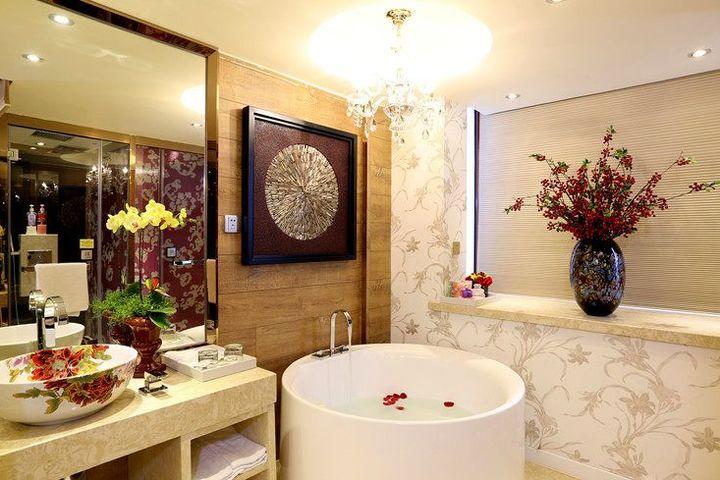 杭州米兰花园酒店(豪华房+下午茶)