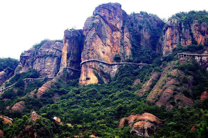 在线预约流程      【春天来了】淄博齐山风景区门票成人票 0
