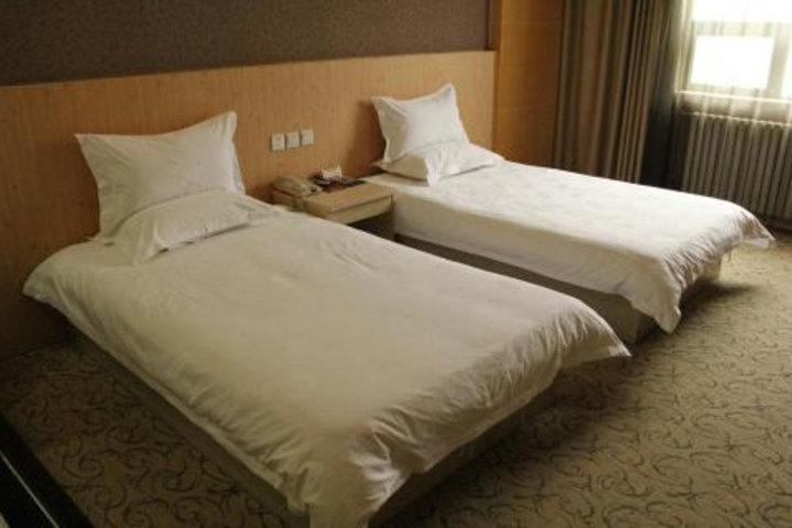 濮阳赛博商务酒店