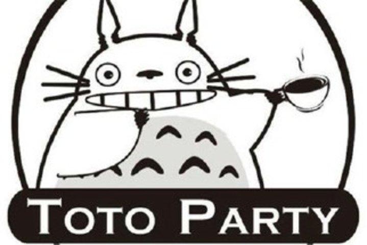 龙猫简笔画手绘