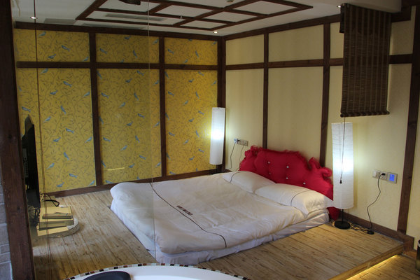 重庆诺维亚情侣主题酒店-和风印象