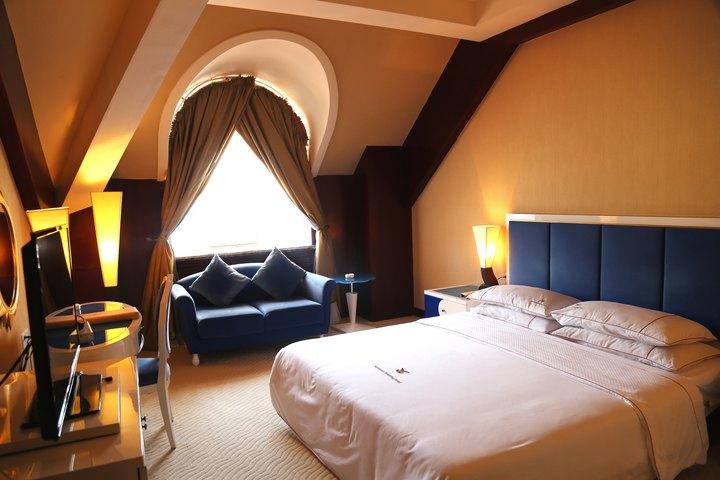 阿尔山海神温泉大酒店(豪华套房)