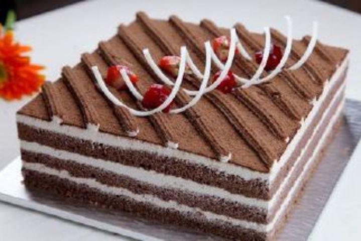 大卫简欧式方形蛋糕
