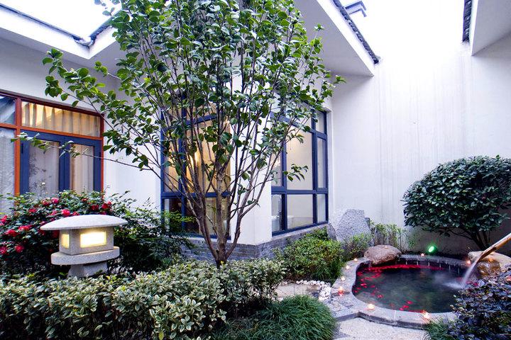 扬州瘦西湖温泉度假村-温泉别墅家庭房