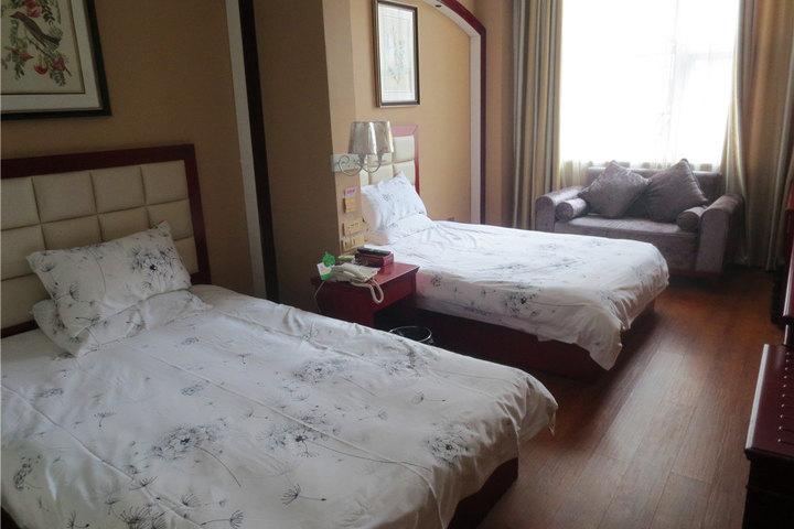 长葛雍福商务酒店(标准间)