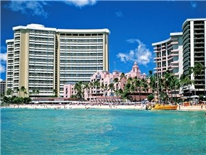 威基基喜來登酒店(Sheraton Waikiki Oahu Honolulu)
