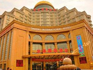 上海浦东机场莎海国际酒店1晚+可加购(野生动物园、上海迪士尼、海湾国家森林公园、中国航海博物馆、东方明珠、环球金融、金茂大厦等)