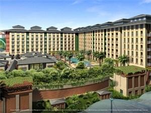 Resorts World Sentosa- Festive Hotel Singapore (新加坡聖淘沙名勝世界節慶酒店)