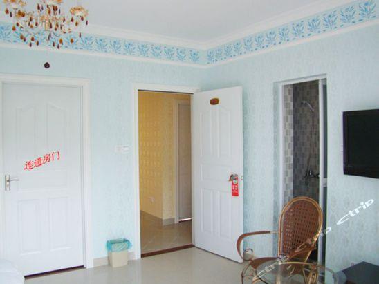 花园公寓位于三亚大东海花园c栋1102