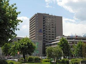 因斯布魯克希爾頓酒店(Hilton Innsbruck)
