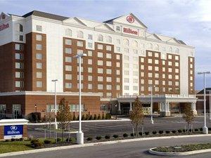 哥倫布/普拉瑞斯希爾頓酒店(Hilton Columbus/Polaris)