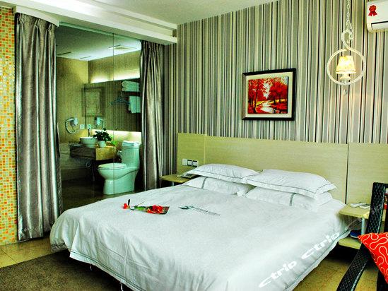 宁波览海情趣品牌爱官网情趣酒店轻松式棕榈便捷图片