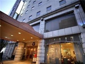 廣島格蘭智慧酒店(Hiroshima Grand Intelligent Hotel)