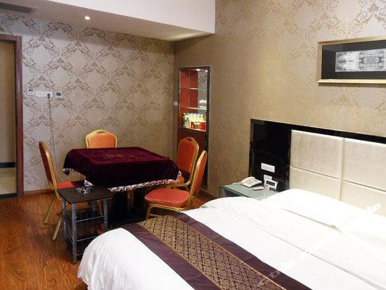 酒店裝修時尚高雅,設施設備齊全