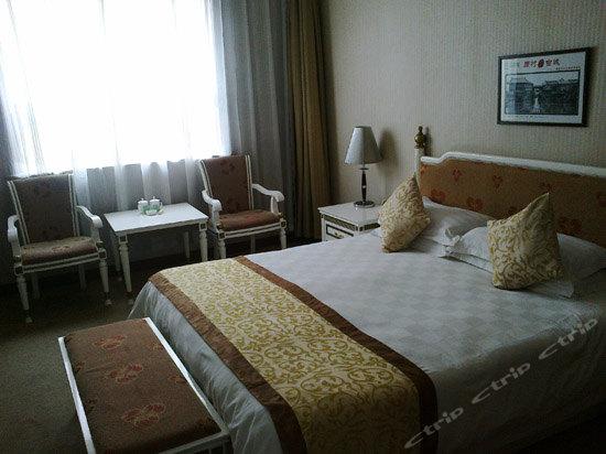 欧式套房卧室