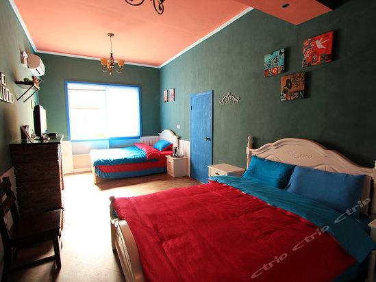 欧式双床房