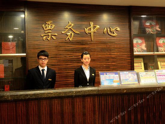 东莞长安酒店 - 城市吧街景地图