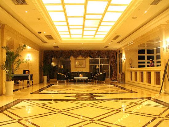 欧式酒店大堂设计