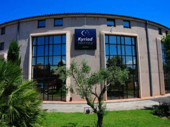 kyriad prestige aix-en-provence(基里亚德埃克斯普罗旺斯高级酒店)