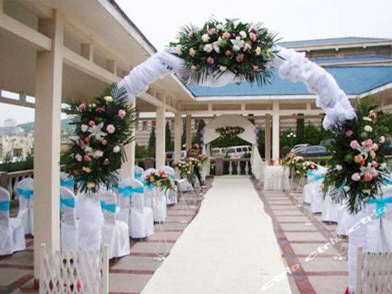 威海海景花园大酒店的地址