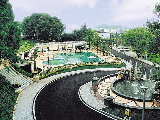 宜昌国宾花园酒店怎么样