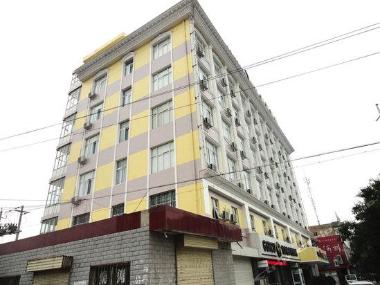 8号,如家快捷酒店 平凉胜利桥店 的地址 白银地图
