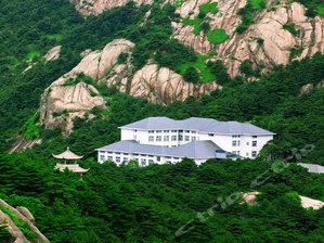 黄山白云宾馆+黄山风景区门票・住光明顶观云海,最佳观景位置