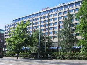 斯堪公園赫爾辛基酒店(Scandic Park Helsinki)