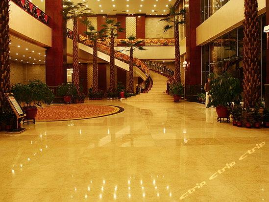 均安骏景酒店_酒店外景 一楼小龙厅 佛山骏景酒店位于佛山市顺德区均安