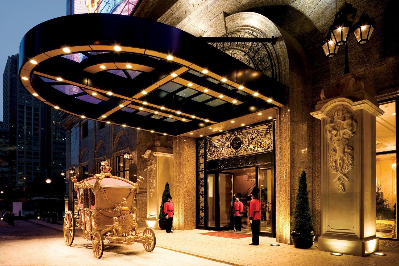 澳门英皇娱乐酒店1晚 澳门英皇娱乐酒店御厨餐厅自助晚餐・【体验豪华