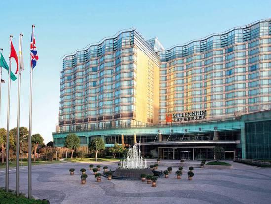 北京千禧大酒店到301医院有多远 图片合集