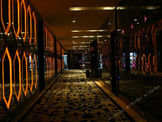 酒店装修豪华典雅,设施齐全,融欧式古典风格和现代设计理念为一体,别