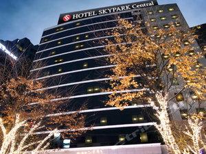 Hotel Skypark Central Myeongdong Seoul (首爾明洞天空中心酒店)