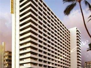 火奴魯魯威基基國賓大酒店(Ambassador Hotel Waikiki Honolulu)