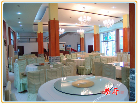 武汉木兰古门山庄餐厅