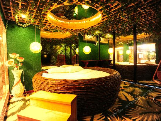 杭州爱巢情侣酒店图片及房间照片-携程酒店预订