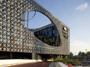 Crowne Plaza Changi Airport(新加坡樟宜機場皇冠假日酒店)