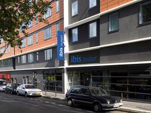 巴黎拉夏貝爾門宜必思快捷酒店(ibis budget Paris Porte de la Chapelle)